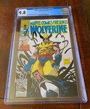 Marvel Comics Presents #118 CGC 9.8 NM/MT, Wolverine, Venom, Dr. Doom 2099!