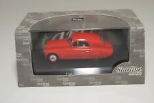 FF 1:43 STARLINE FIAT 1100 S 1948 RED MINT BOXED