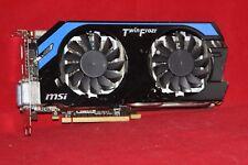 PCI-Express Graphics Card, MSI NVIDIA GeForce GTX 660Ti, 2GB, N660Ti. (2GD5/OC)