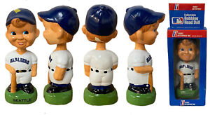 1988 Seattle Mariners Vintage Bobblehead TEI Twins Enterprise Inc w/Box Bobble
