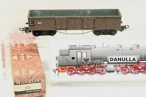 Märklin 331 offener Güterwagen Guss OVP