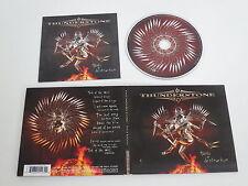 THUNDERSTONE/TOOLS OF DESTRUCTION(NUCLEAR BLAST 27361 14230) CD ALBUM DIGIPAK