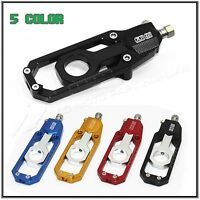 Motorcycle Chain Adjuster Fit Yamaha R1 YZF-R1 2007-2014 Chain Tensioner