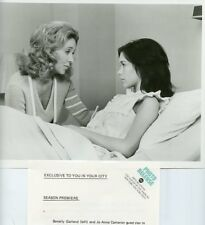 BEVERLY GARLAND JO ANNA CAMERON MARCUS WELBY M.D. ORIGINAL 1972 ABC TV PHOTO