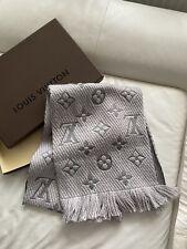 Louis Vuitton, LV, Logomania, Original, Schal, M74742, Neu Mit Box