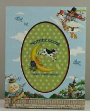 Mary Engelbreit Mother Goose Humpty Dumpty Cow & Moon Picture Frame