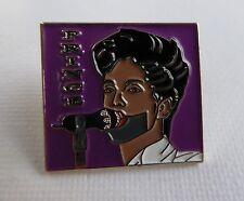 Metal Enamel Pin Badge Brooch Prince and the Revolution Purple Rain Square