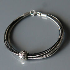 Sterling silver Heart Bracelet by Lepos Jewellery