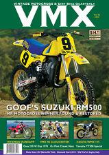 VMX Vintage MX & Dirt Bike AHRMA Magazine - Issue #58