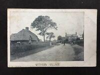 RP Vintage Postcard - Lincs. #C17 - Withern Village - Thorne