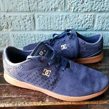 DC Shoes New Jack S Skate Shoe In Navy Gum 8
