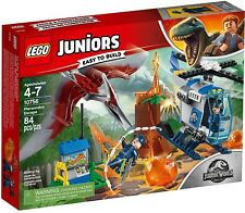 Lego Juniors - 10756 huida ante el Pteranodon/escape se adapta a 75915 nuevo & OVP