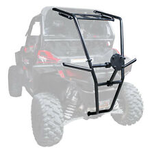 Tusk UTV Rear Bumper Cargo Rack Tire Carrier Polaris RZR 900 TRAIL XC S 1000