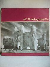 U2 - THE UNFOGGETABLE FIRE - 1984 - Island