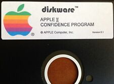 Confidence Program version 0.1 / Works on Apple II Plus Home Computers