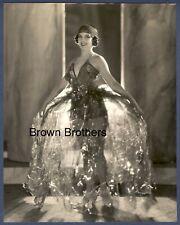 1920s Vaudeville Lucilla Mendez Greenwich Village Follies Oversized Photo Abbe