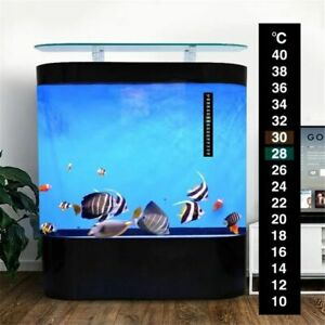Fishbowl Accessories Temperature Stickers Temp Meter Aquarium Thermometer