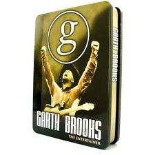 Garth Brooks - The Entertainer 5 DVD Set, Collector's Tin, Brand New Sealed Mint