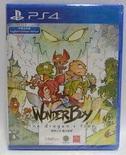 WONDER BOY THE DRAGON'S TRAP - SONY PS4 - NEW SEALED - PLAYSTATION 4 REGION FREE