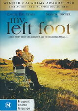 My Left Foot - Drama / True Story - Daniel Day-Lewis - NEW DVD
