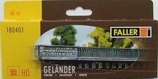 FALLER 180401 Fencing 1080mm long (plastic) 00/HO