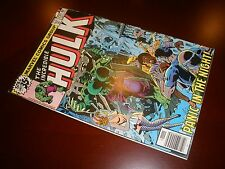 Marvel Comics Incredible Hulk # 231 High Grade 8.0-9.0