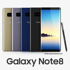 SAMSUNG GALAXY NOTE 8 64GB -UNLOCKED MOBILE PHONE WITH S PEN