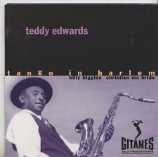 TEDDY EDWARDS   CD  TANGO IN HARLEM