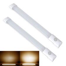 2X12V Warmweiß LED Wandleuchte Deckenlampe Wohnmobil/WagenZwei Phasen Helligkeit