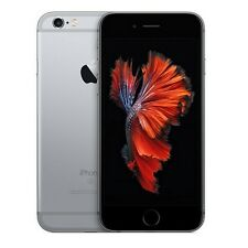 APPLE IPHONE 6S GREY 128GB NUOVO GRADO A+++ °°SIGILLATO°° NO FINGERPRINT
