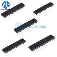 5pcs Atmega328p Pu Atmega328p Microcontroller With Arduino Uno R3 Bootloader