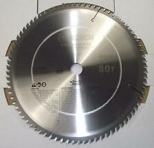 "Bosch 12"" x 80T HLTCG Carbide Saw Blade 1"" Arbor- 12 CARBIDE CIRCLE SAW BLADE"