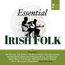 Essential Irish Folk Various Artists 5099343042025