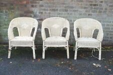 Lloyd Loom Conservatory Chairs