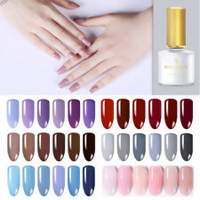 6ml BORN PRETTY Soak Off UV Gel Polish  Purple Black Nail Art Gel Varnish