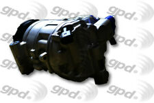A/C Compressor-New Global 7513286