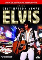 ELVIS PRESLEY - DESTINATION VEGAS  DVD NEUF