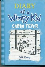 Diary of a Wimpy Kid - Cabin Fever #6 (HARDCOVER)