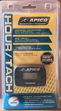 Apico Factory Racing Hour/Tach Meter including Bracket 2/4 Stroke Universal
