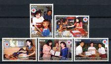 Kambodscha Cambodia 2007 AIDS HIV Medizin Medicine SIDA 2445-2449 Postfrisch MNH