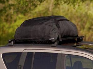 01-19 Chrysler Dodge Jeep New Weatherproof Luggage Carrier Black Mopar Oem