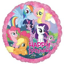 "MY LITTLE PONY 17"" ( 43cm ) FOIL BALLOON LICENSED ANAGRAM HEXL"