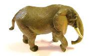 RARE HG African Elephant PVC Plastic Figure