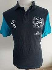 Arsenal FC Football Polo Shirt 2011 (L)#8 Nike Jersey Trikot ISSUE