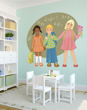 ced229 Full Color Wall decal Sticker kids school education bedroom children's