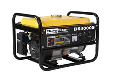 DuroStar DS4000S Gas Powered 4000 Watt Portable Generator RV Camping Standby New