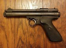 Vintage Crosman 150 Pellgun .22 cal air gun pistol