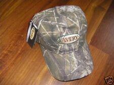 Avery Logo Cotton Twill Hat Cap Buck Brush Turkey Greenhead Gear Decoy GHG Marsh