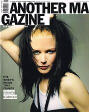 AnOther Magazine #4 NICOLE KIDMAN Willem Dafoe SUSAN ELDRIDGE Jamie Bochert @NEW