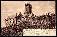 Germany 1907 Postcard Warburg to Berlin